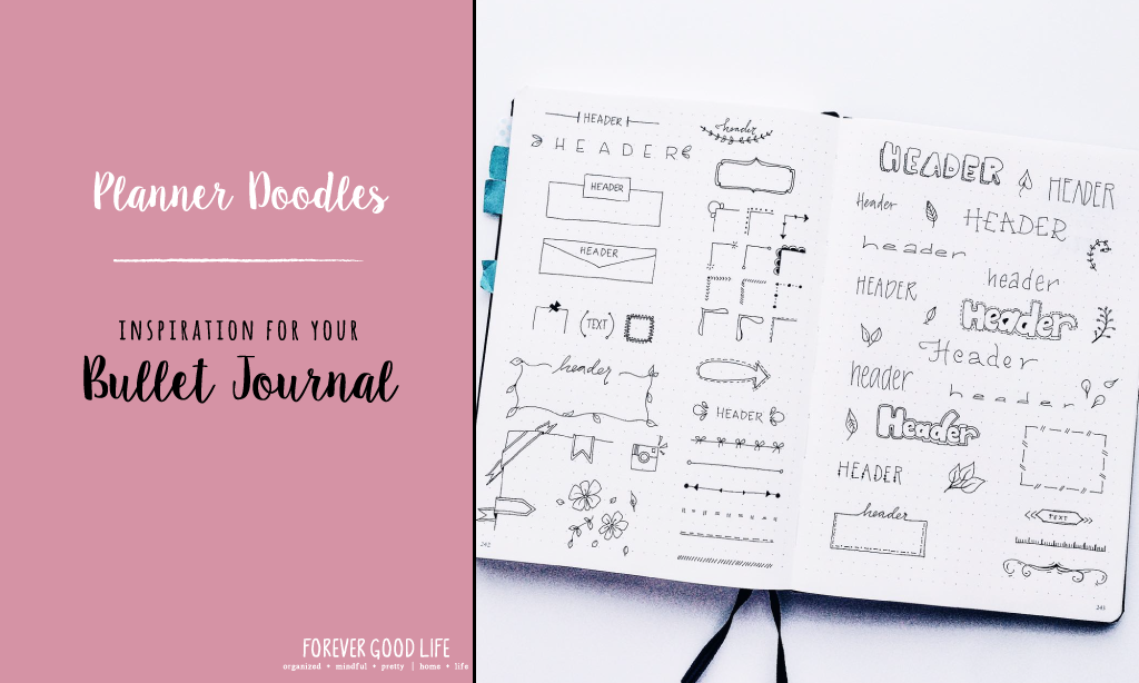 Decorate Your Bullet Journal