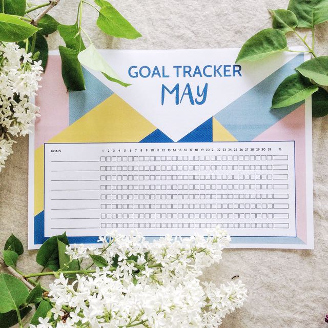 Goal Tracker Free Download