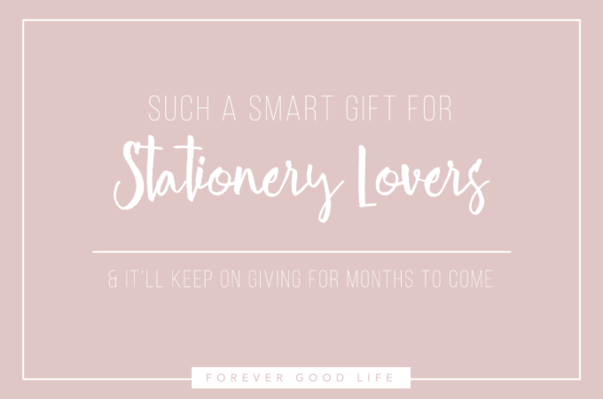 smart gifts for stationery lovers