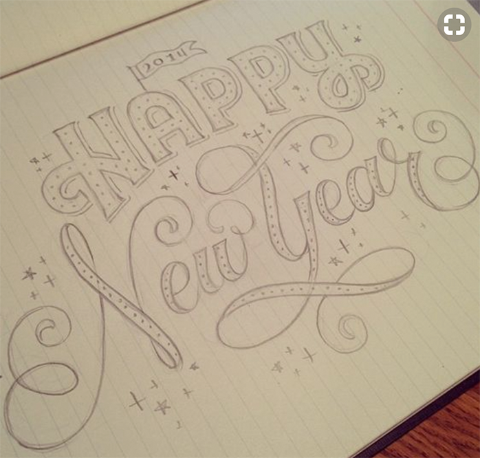 Bullet Journal And The New Year - Mary Kate McDevitt - By ForeverGoodLife