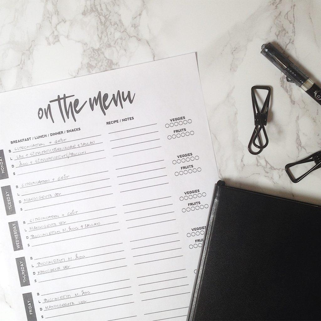 Bullet Journal Ideas - 22 Tracker Ideas for your Planner - By ForeverGoodLife
