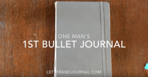 Truly Minimalist Bullet Journal Inspiration - Content Before Presentation - Plus Monthly Freebie - LetterAndJournal - By ForeverGoodLife